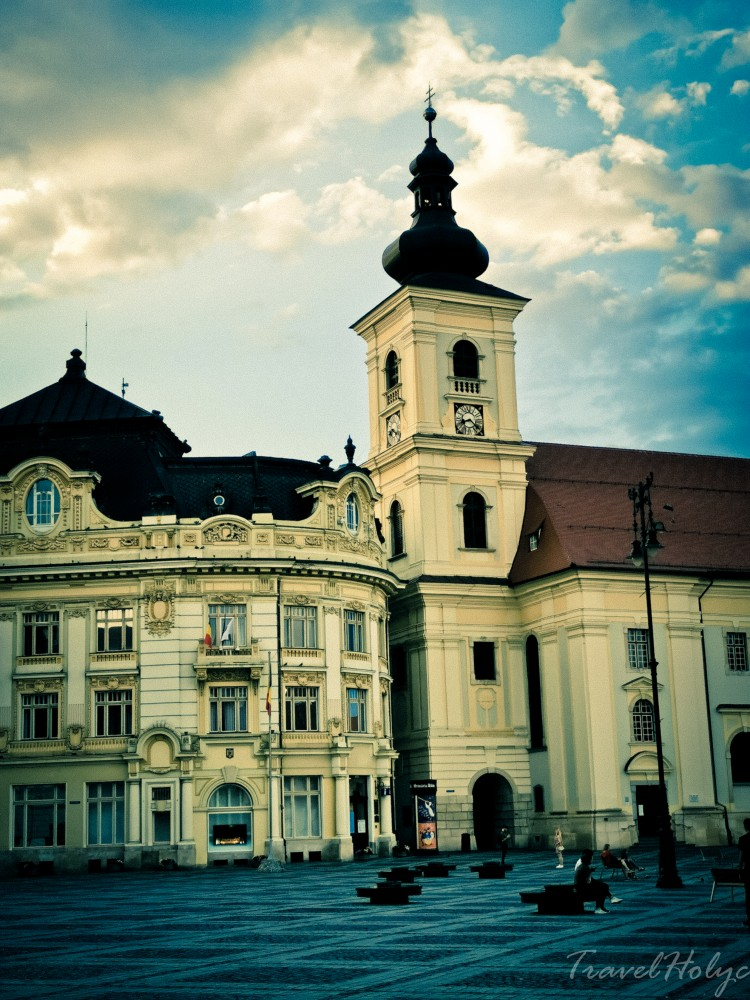 Sibiu Piata Mare Foto