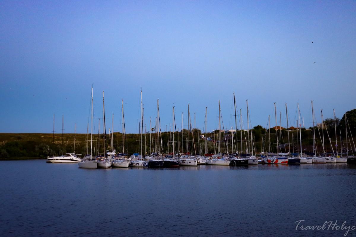 Barci Mangalia Limanu