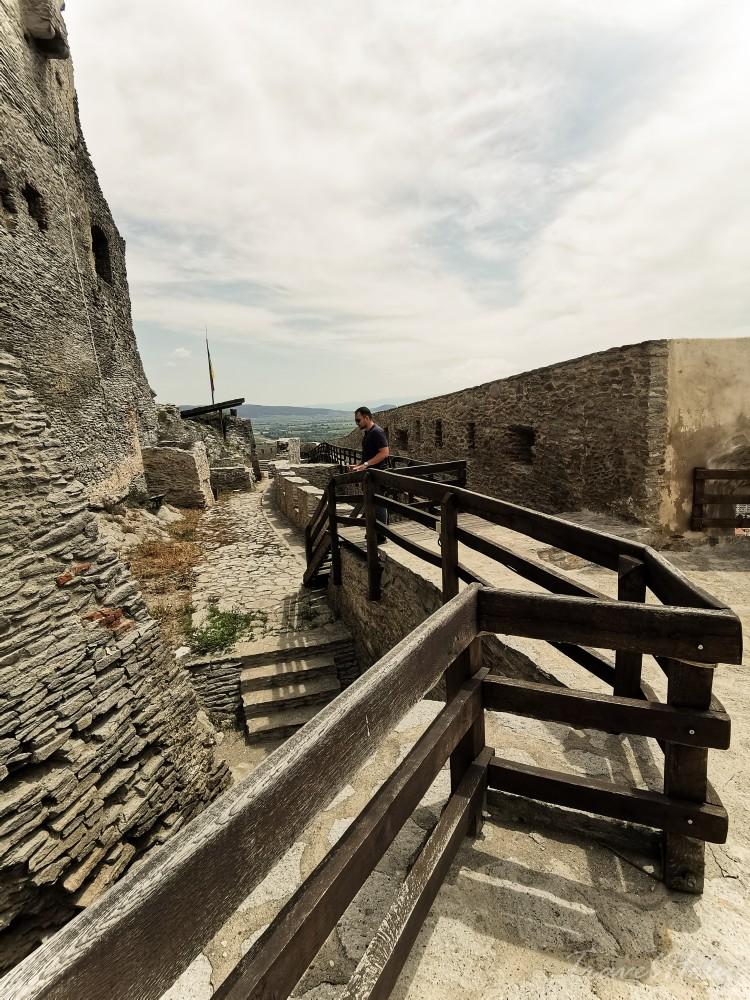 Cetatea Devei Hunedoara