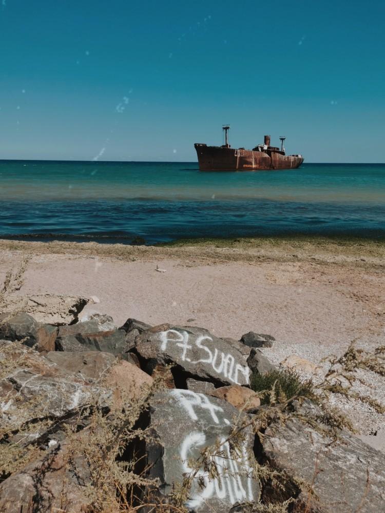Epava Costinesti Marea Neagra