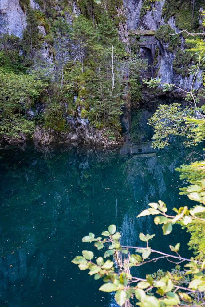 Lacul Scropoasa Romania