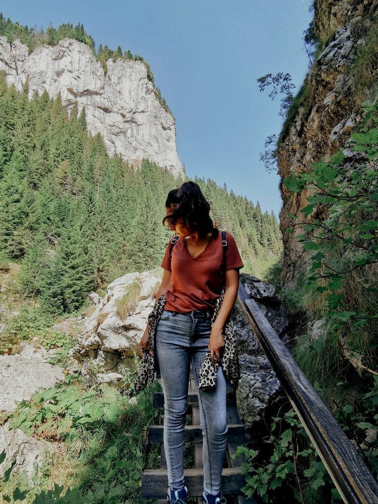 Traseu Excursie Zanoaga