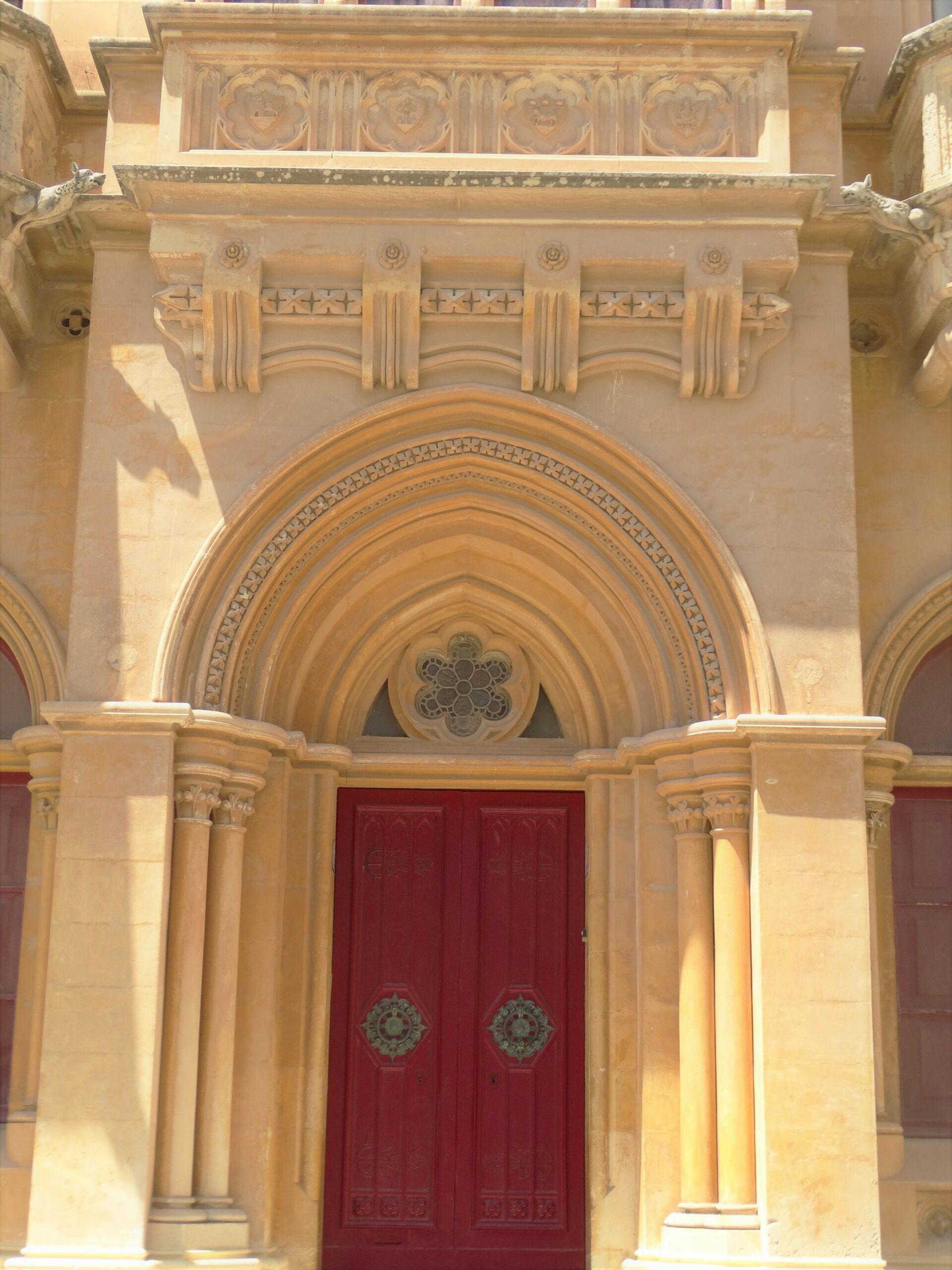 Arhitectura Malta Vacanta
