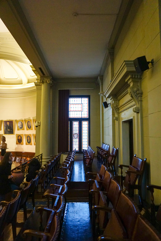 Aula Academiei Romane Bucuresti