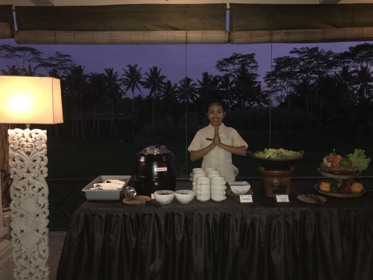 Bali Gastronomie Indonezia