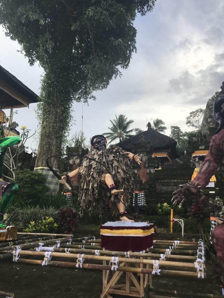 Bali Ritual Noul An