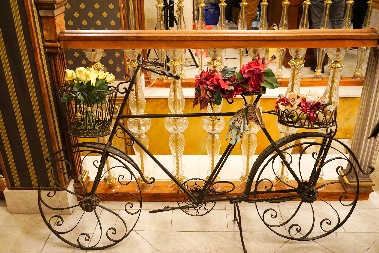 Bicicleta Ghica Victoriei