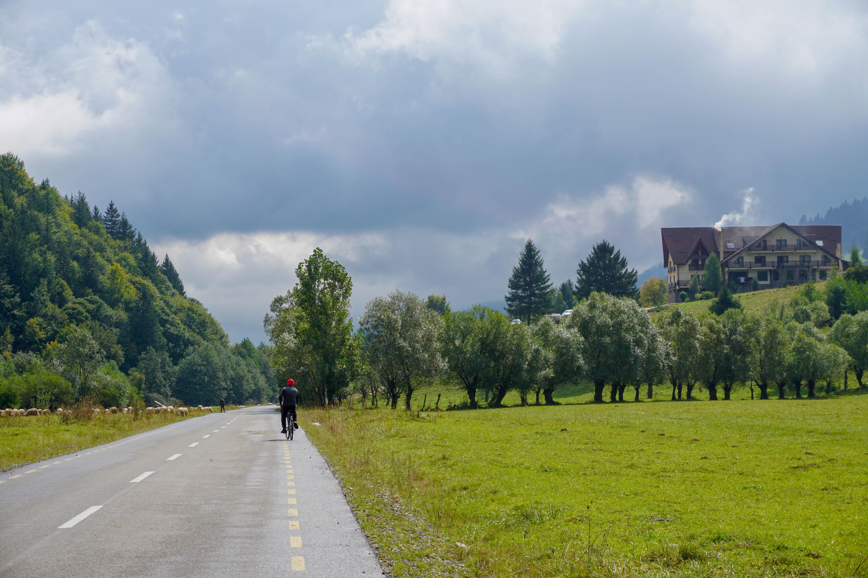 Bicicleta Munte Weekend