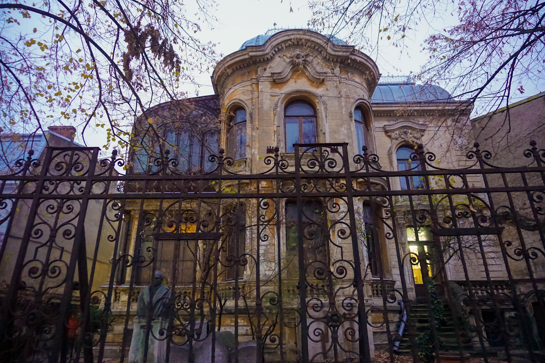 Casa Macca Bucuresti Exterior