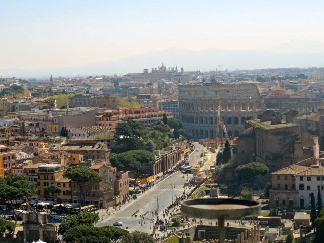 City Break Roma 3 Nopti