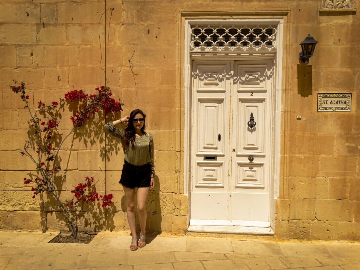 Cladiri Malta Mdina