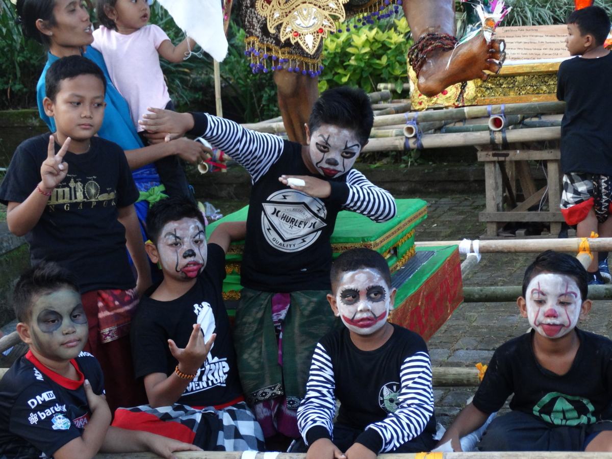 Copii Bali Poze