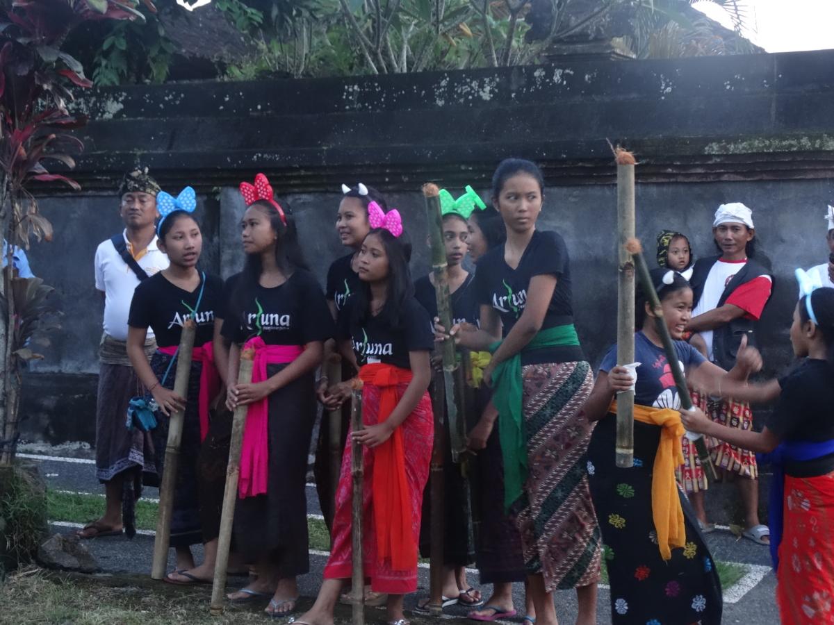 Copii Balinezi Poze