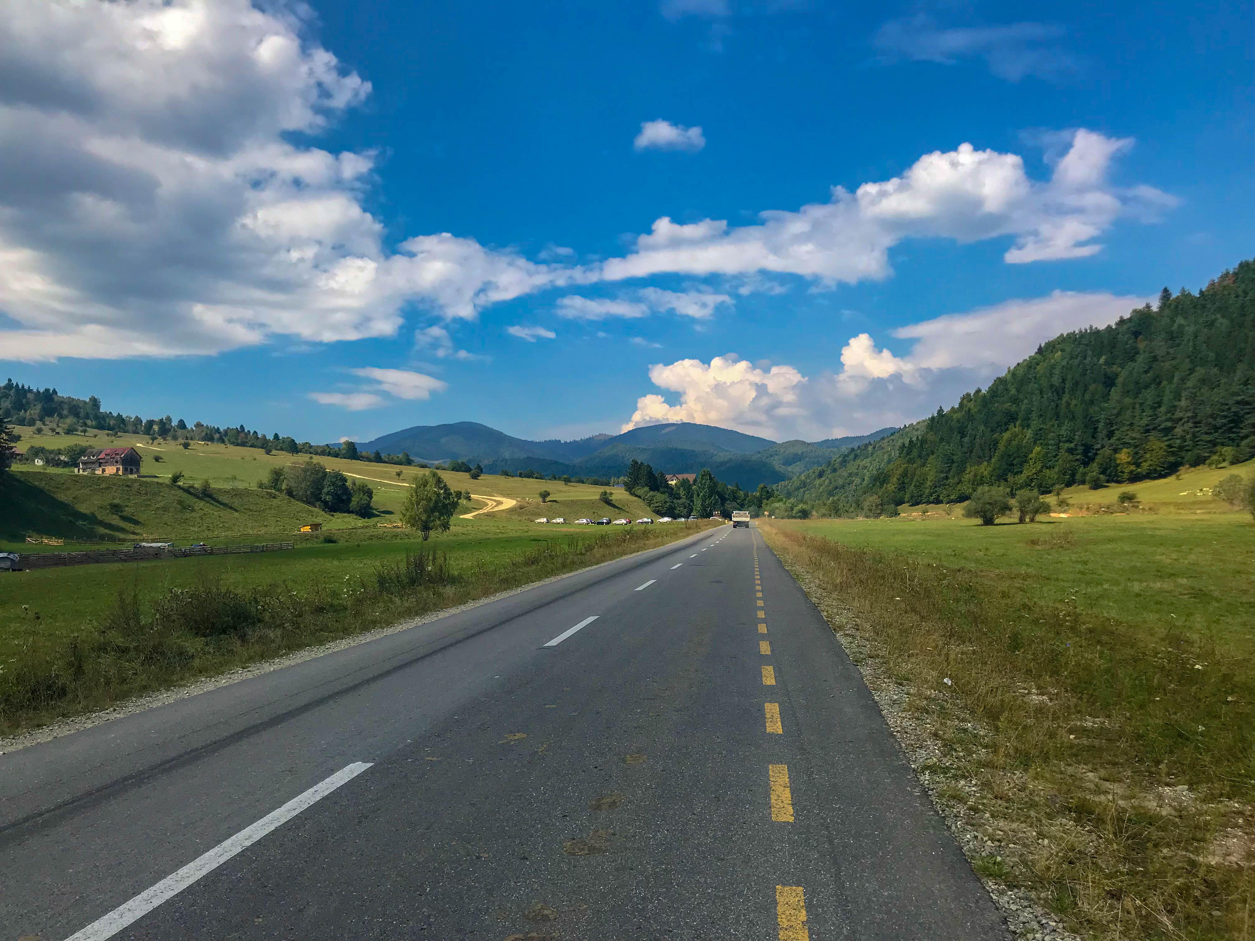 Drum Munte Vacanta