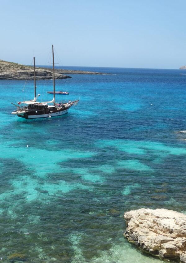 Feribot Blue Lagoon Comino