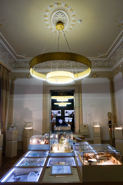 George Severeanu Muzeu Bucuresti