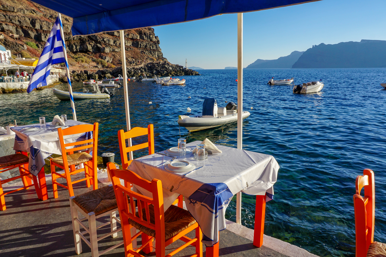 Grecia Santorini Oia