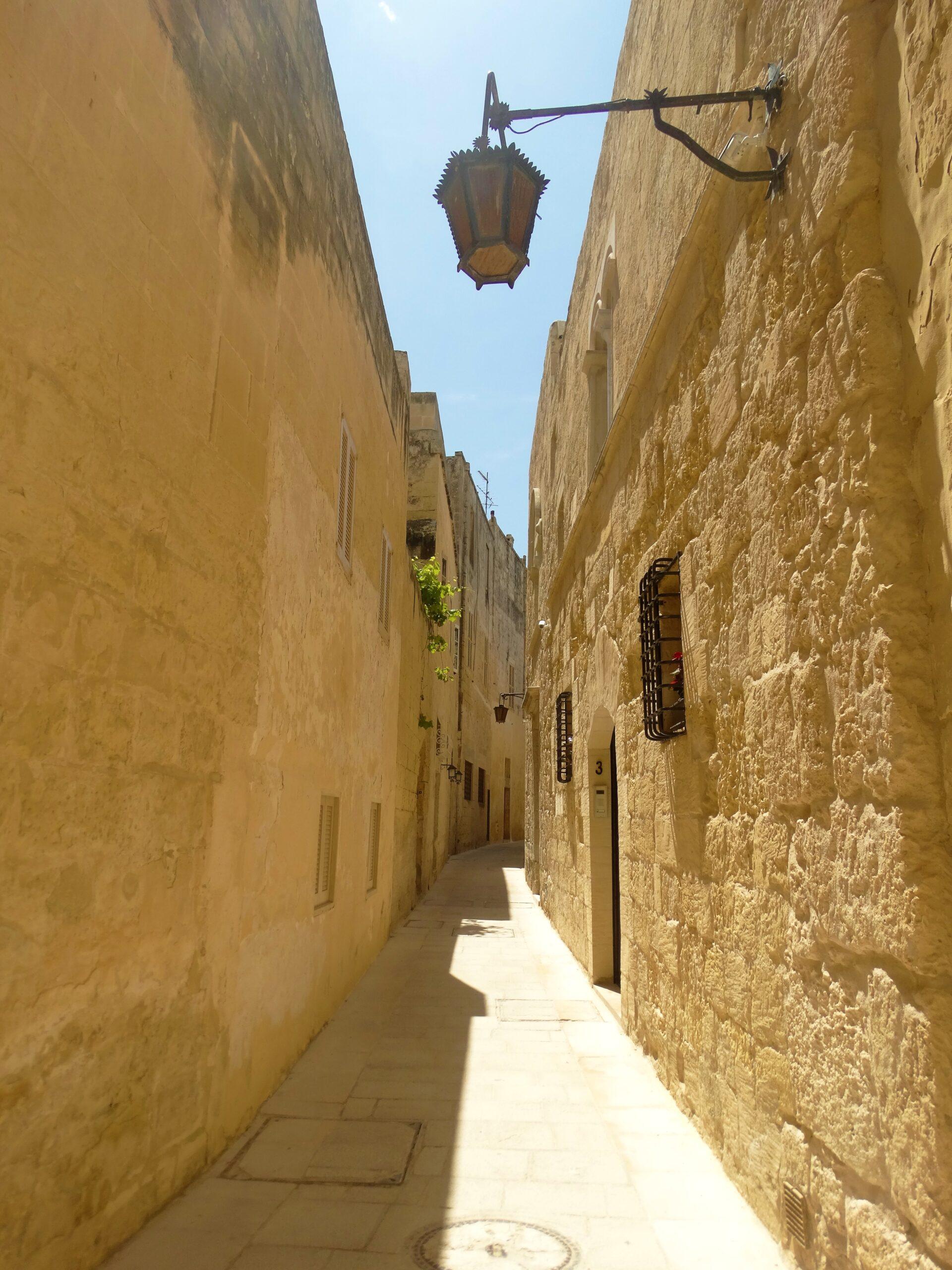Malta Mdina Turism
