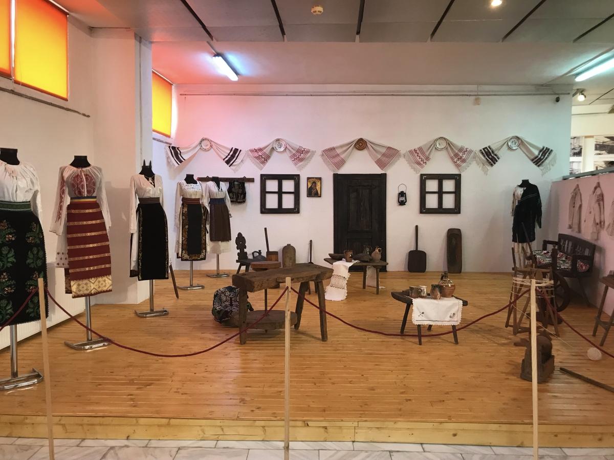Muzeu Popular Banat Montan