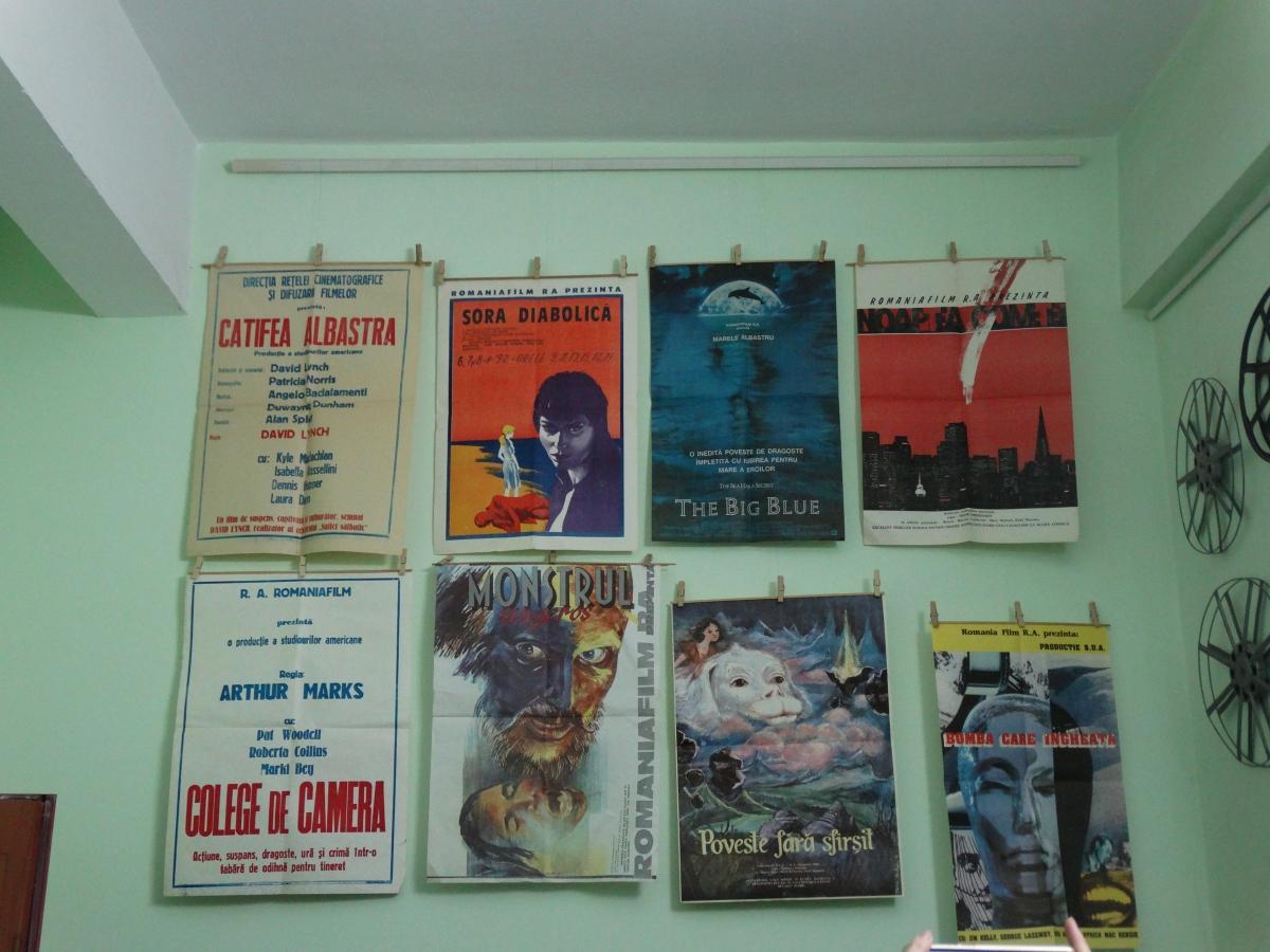 Muzeul Cineastului Amator Resita