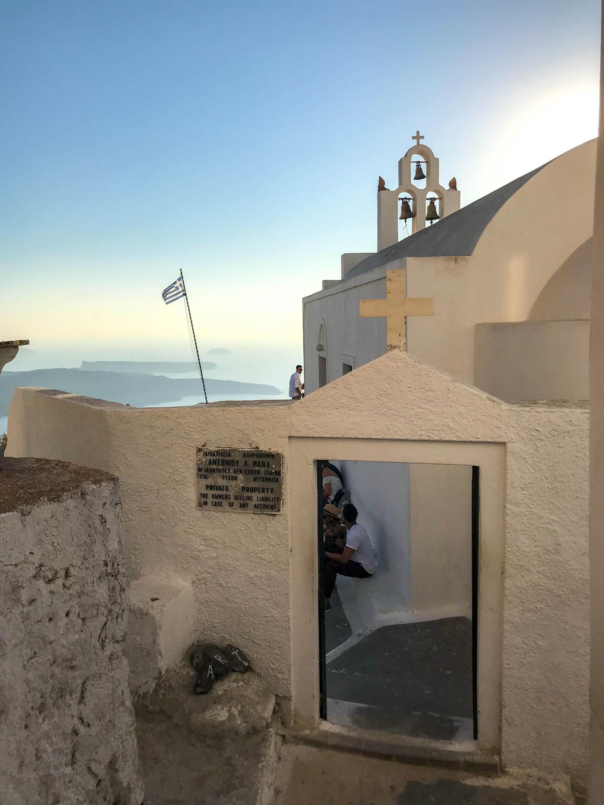 Oia Priveliste Santorini