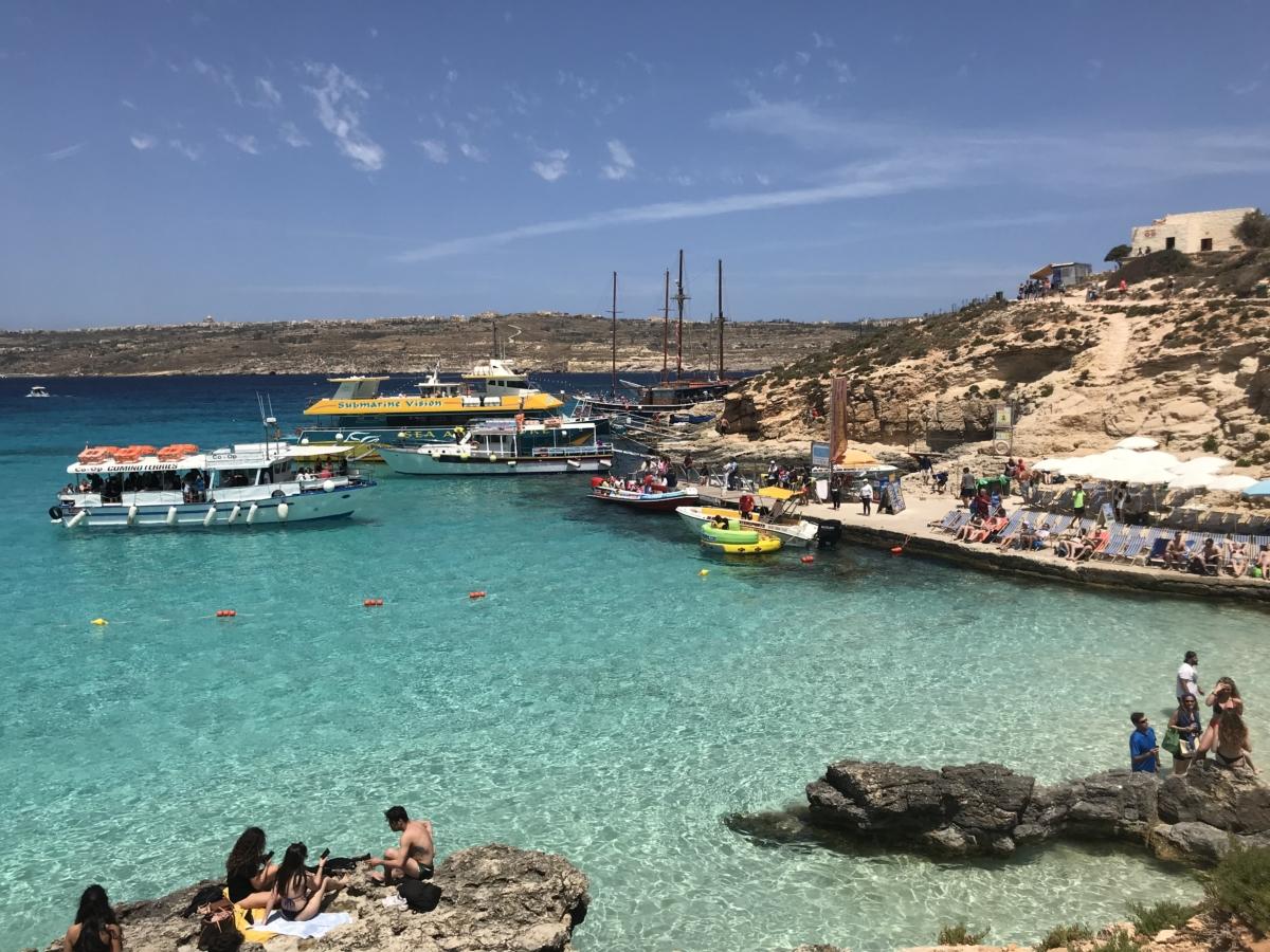Port Comino Malta