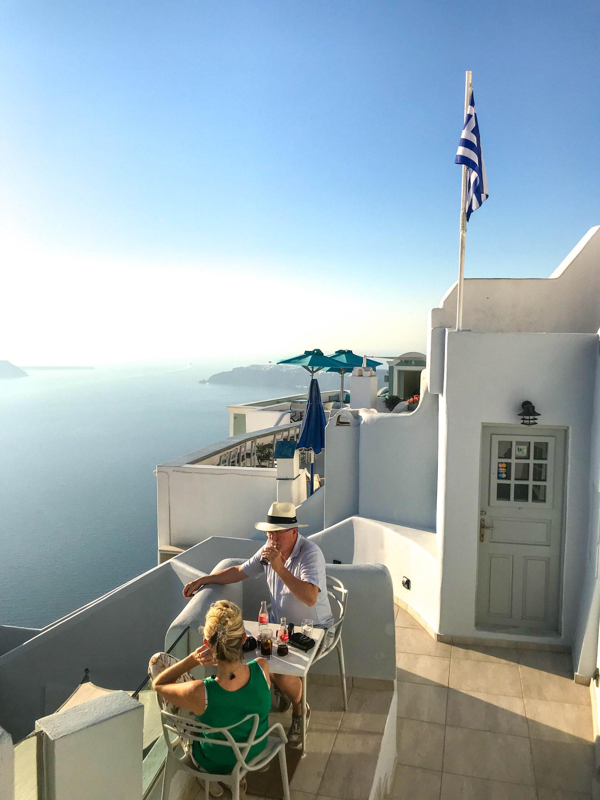 Poze Santorini Vacanta