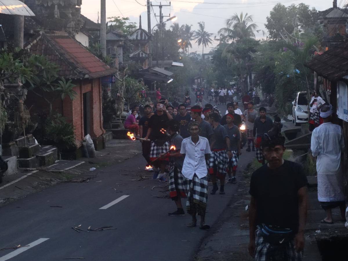 Ritual Bali
