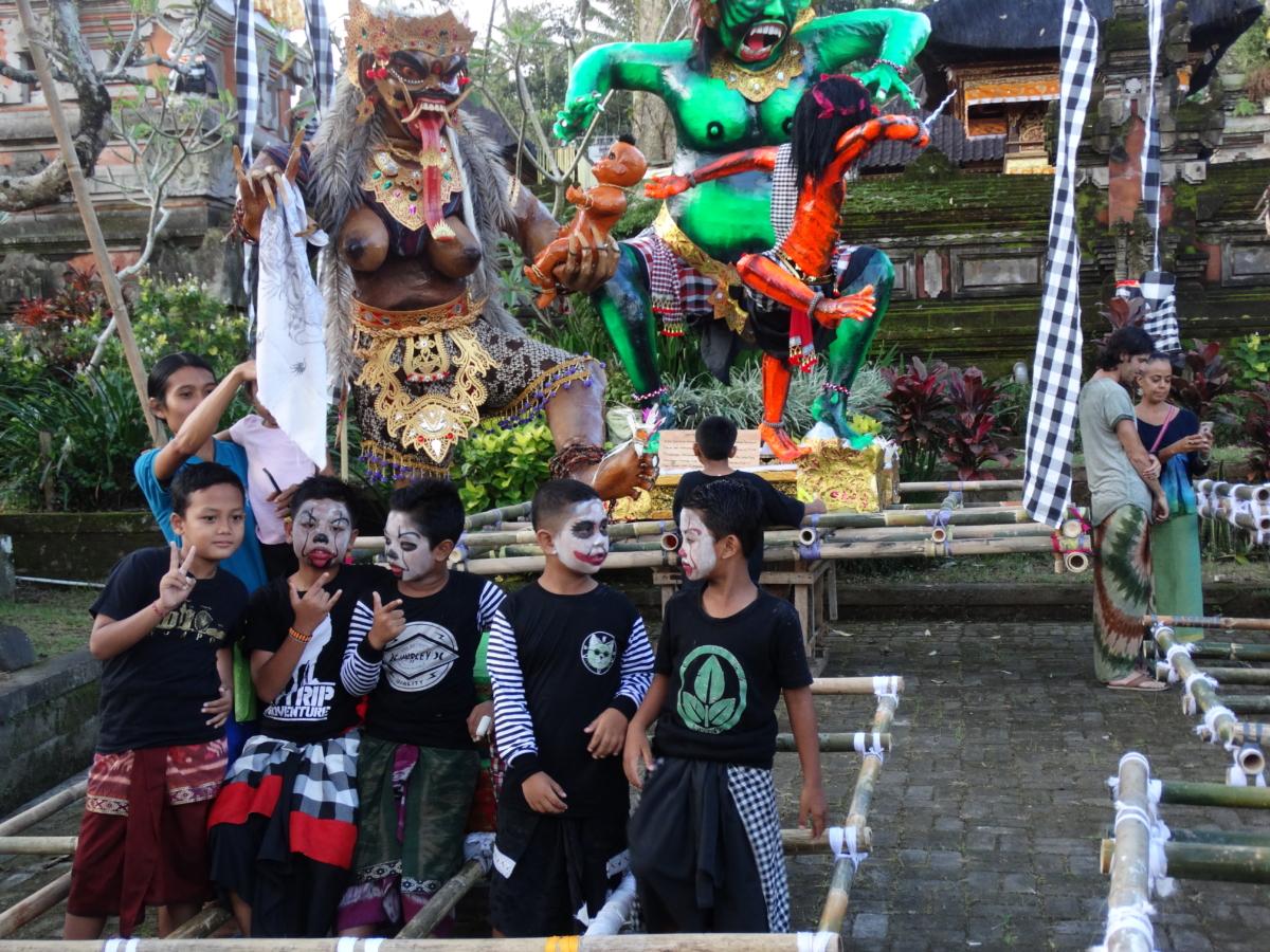 Ritual Nyepi Bali