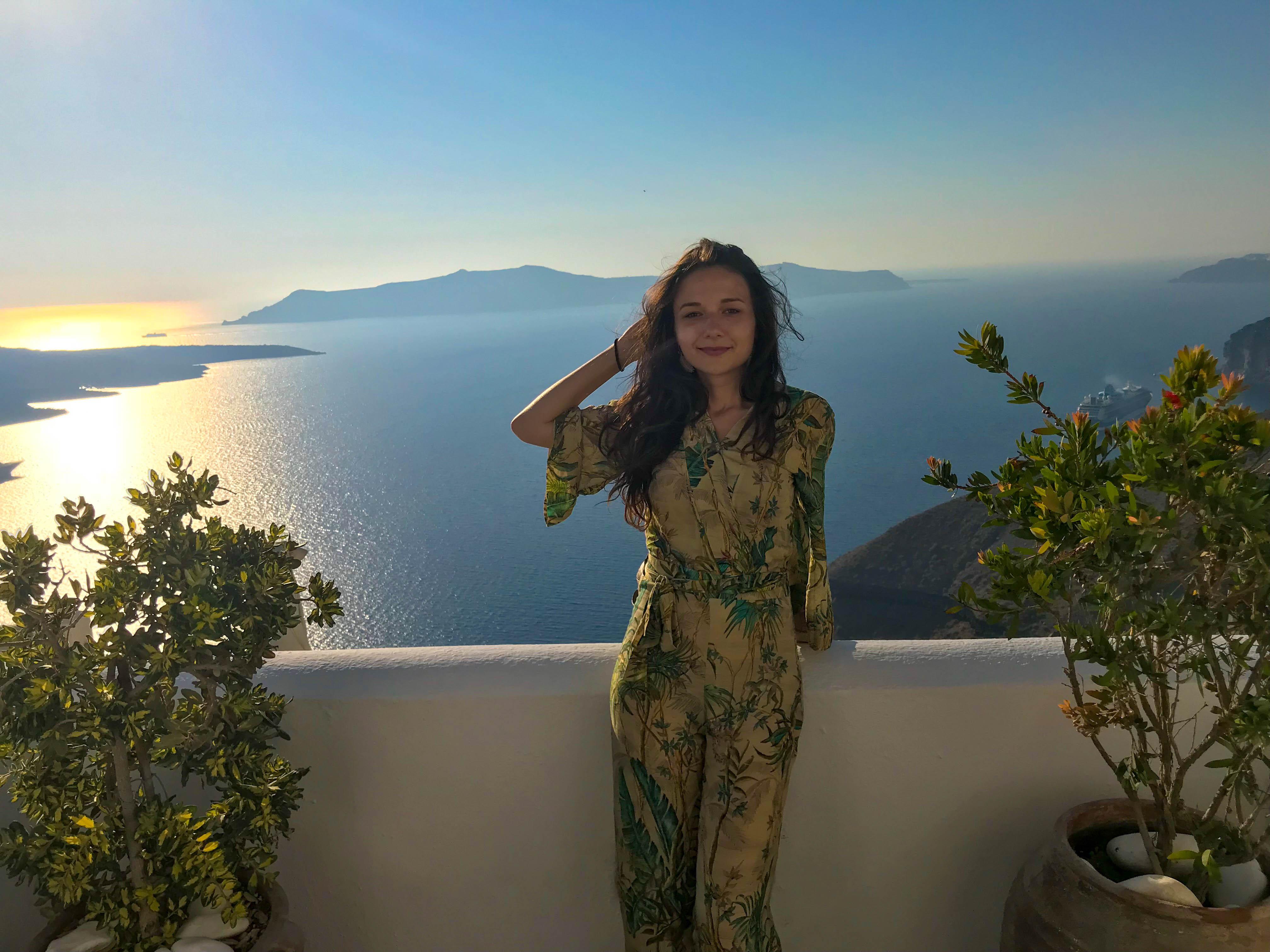 Santorini Ghid Vacanta