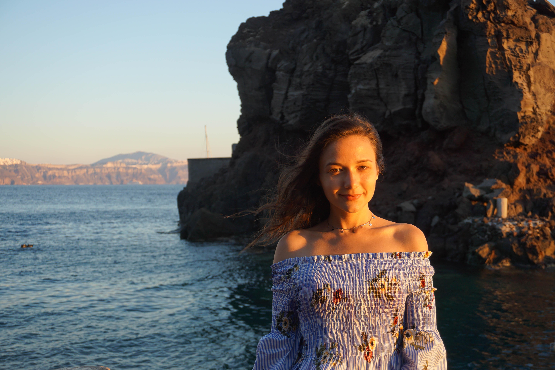 Santorini Oia Vacanta
