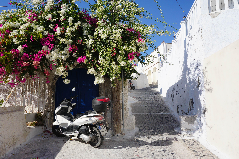 Santorini Pyrgos Vacanta Poze