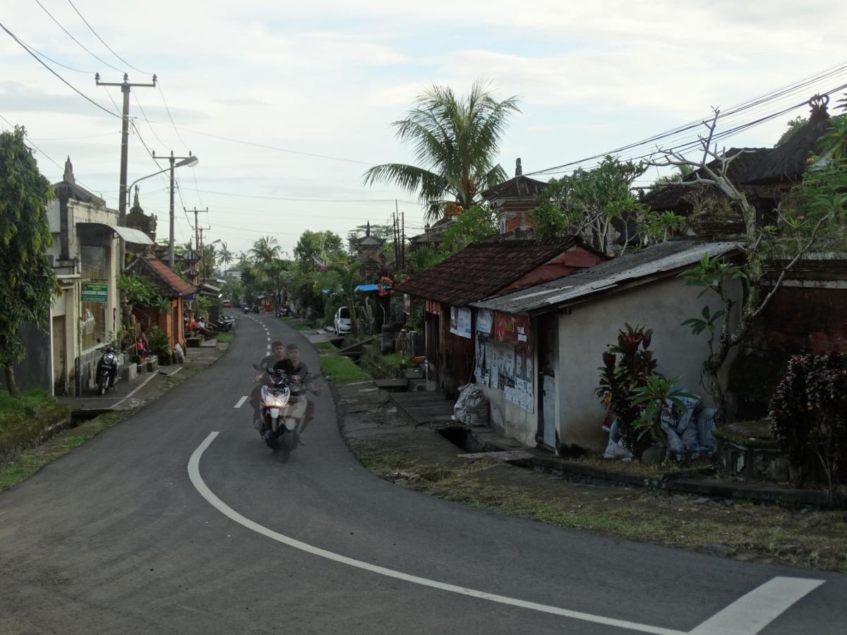 Scuter Bali