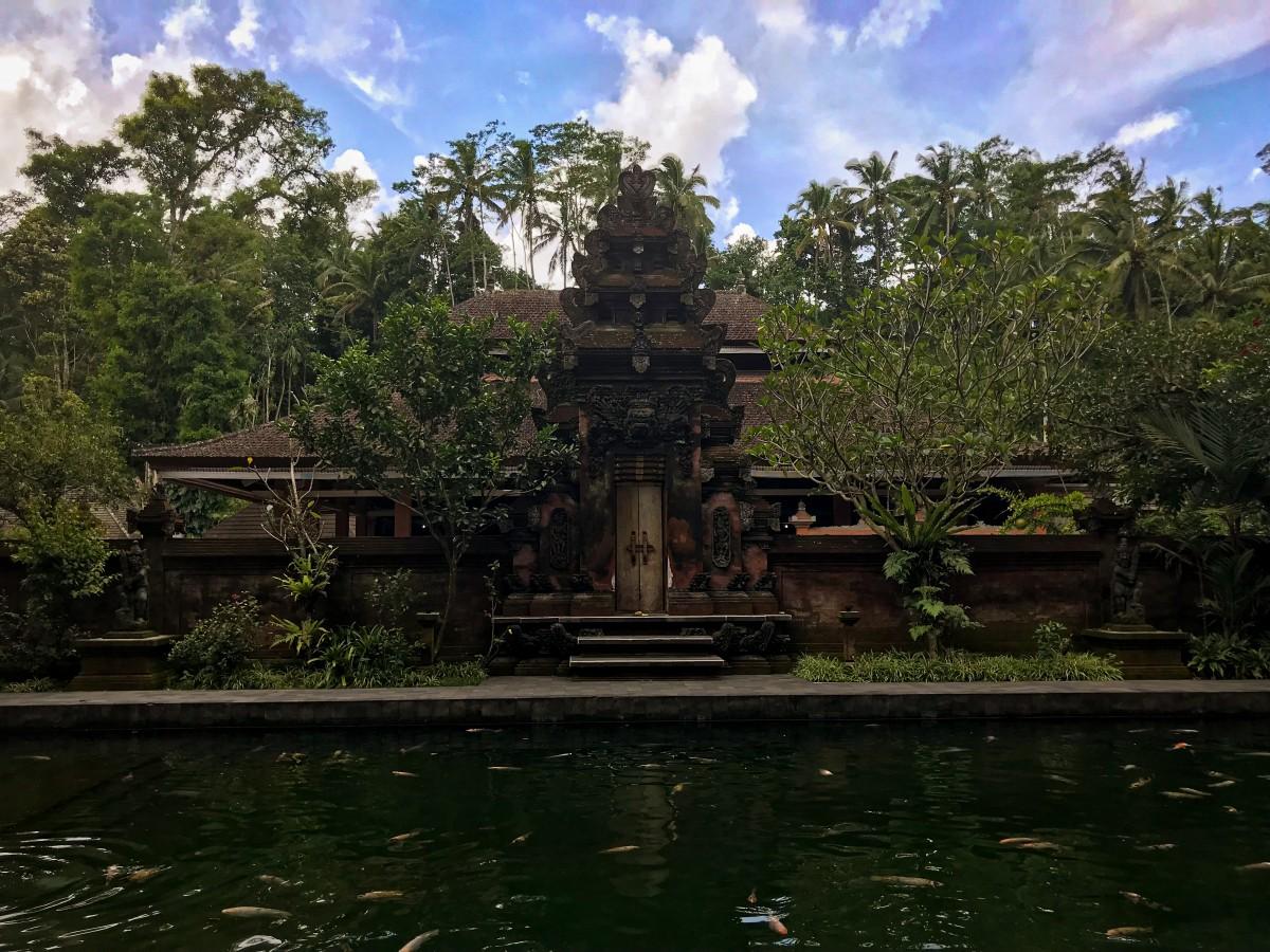 Templu Bali Poze