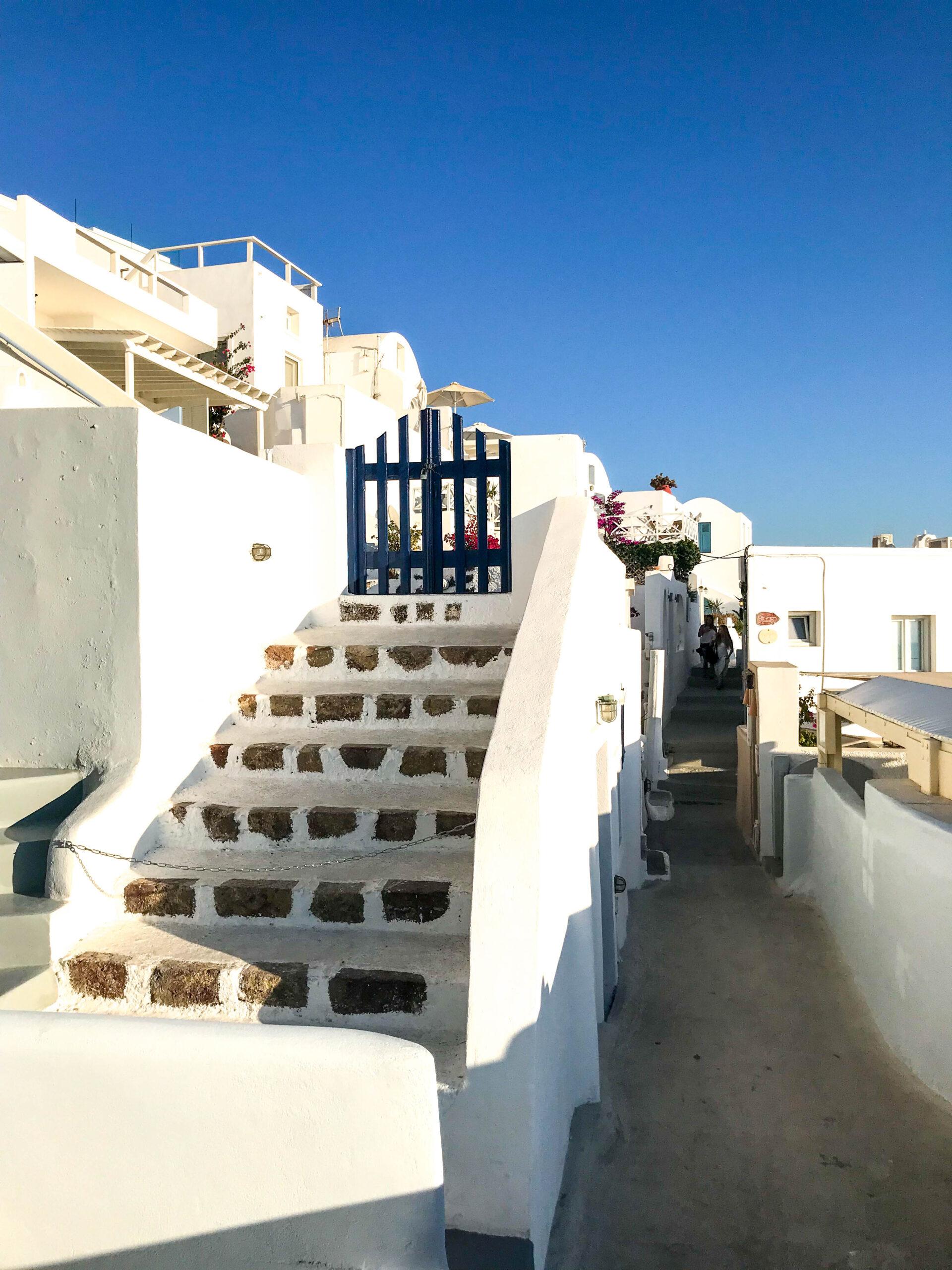 Turism Santorini