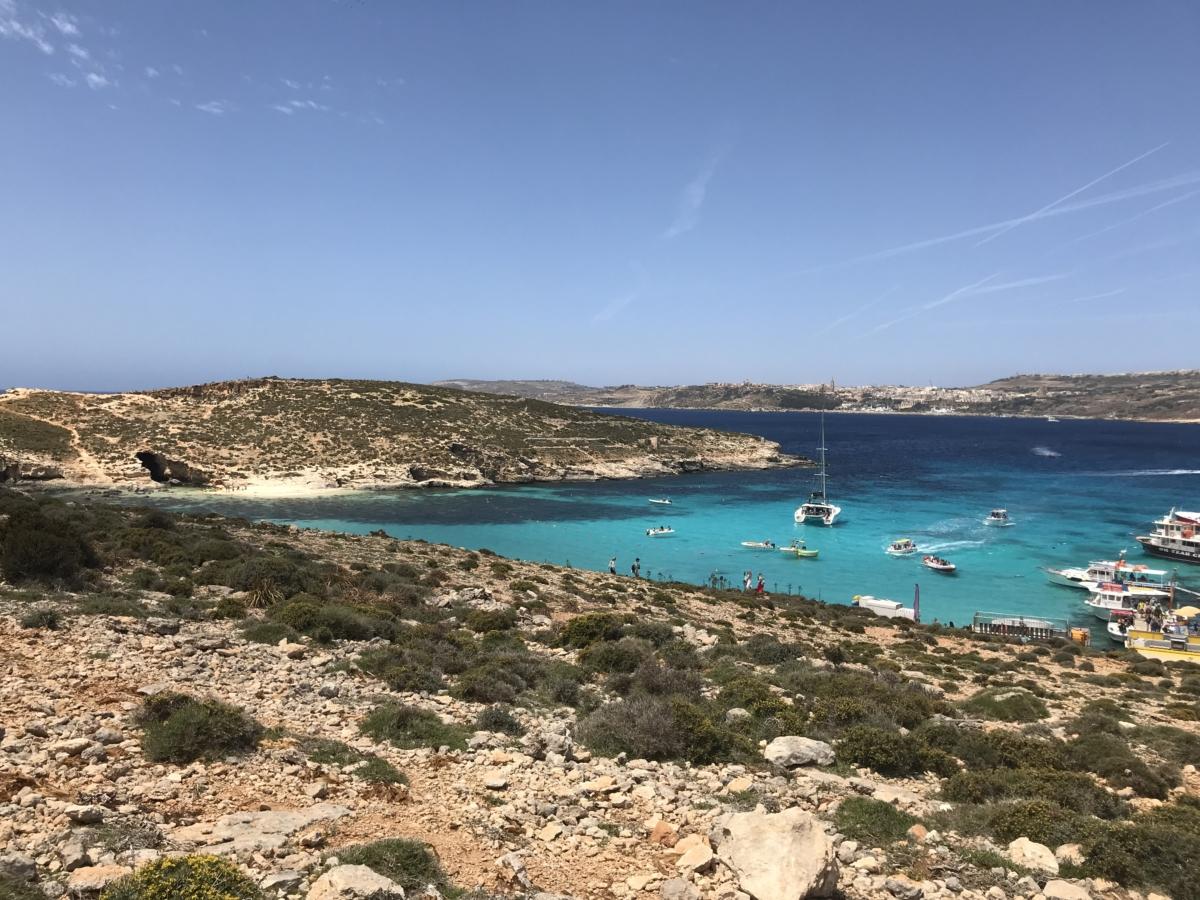 Vacanta Malta Comino