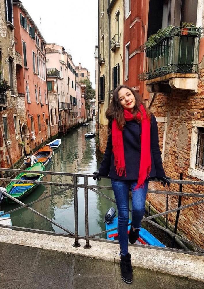 Venetia Calatorie