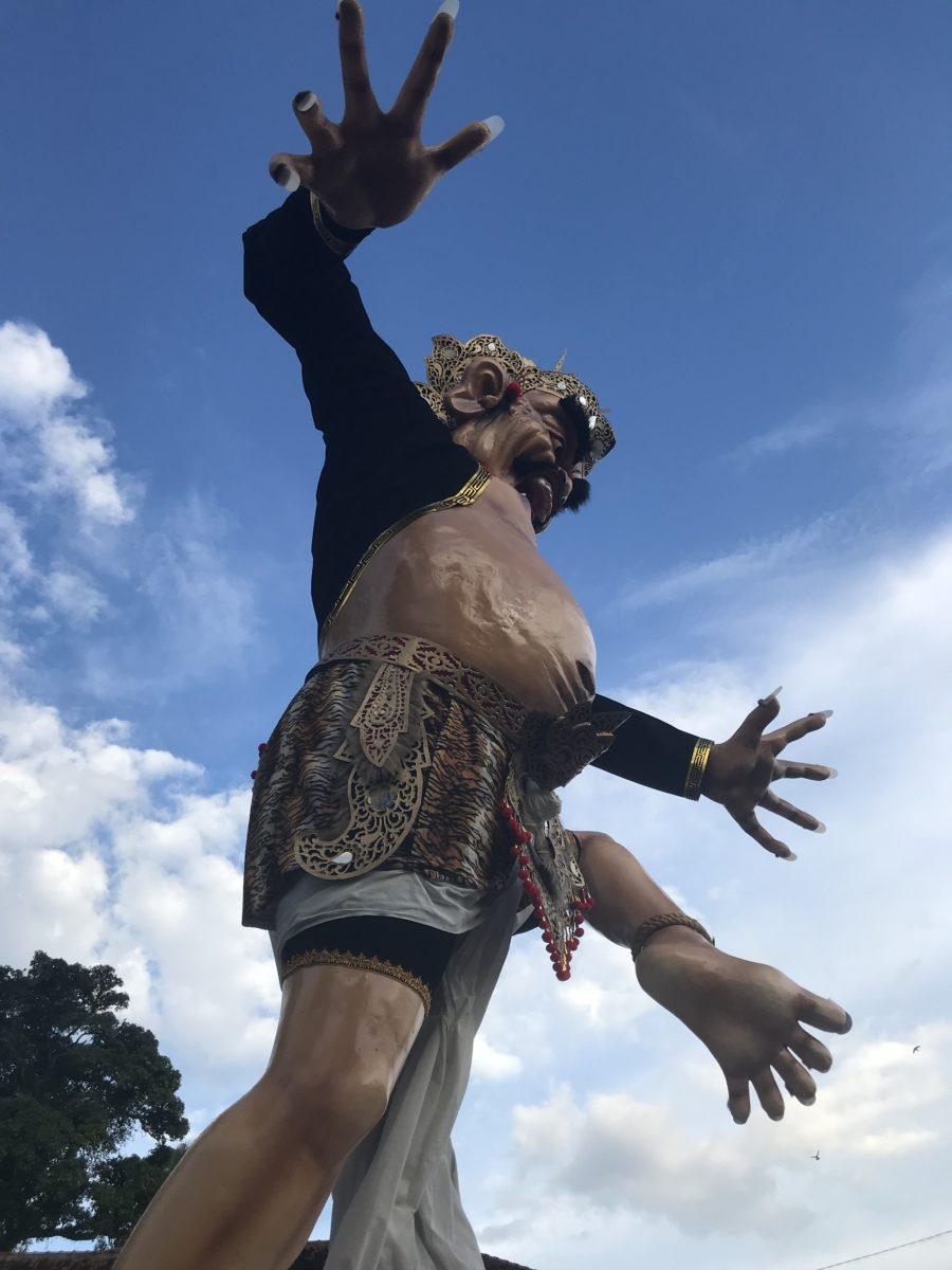 Ziua Tacerii Bali Ritual