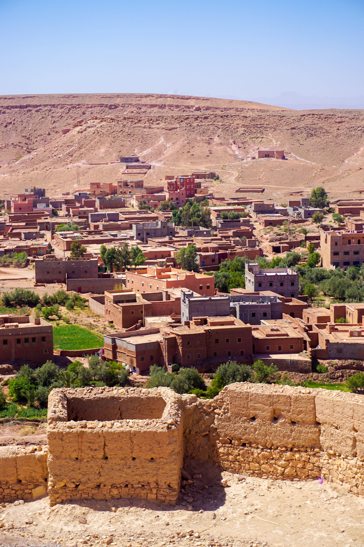 Ait Ben Haddou Maroc Ghid