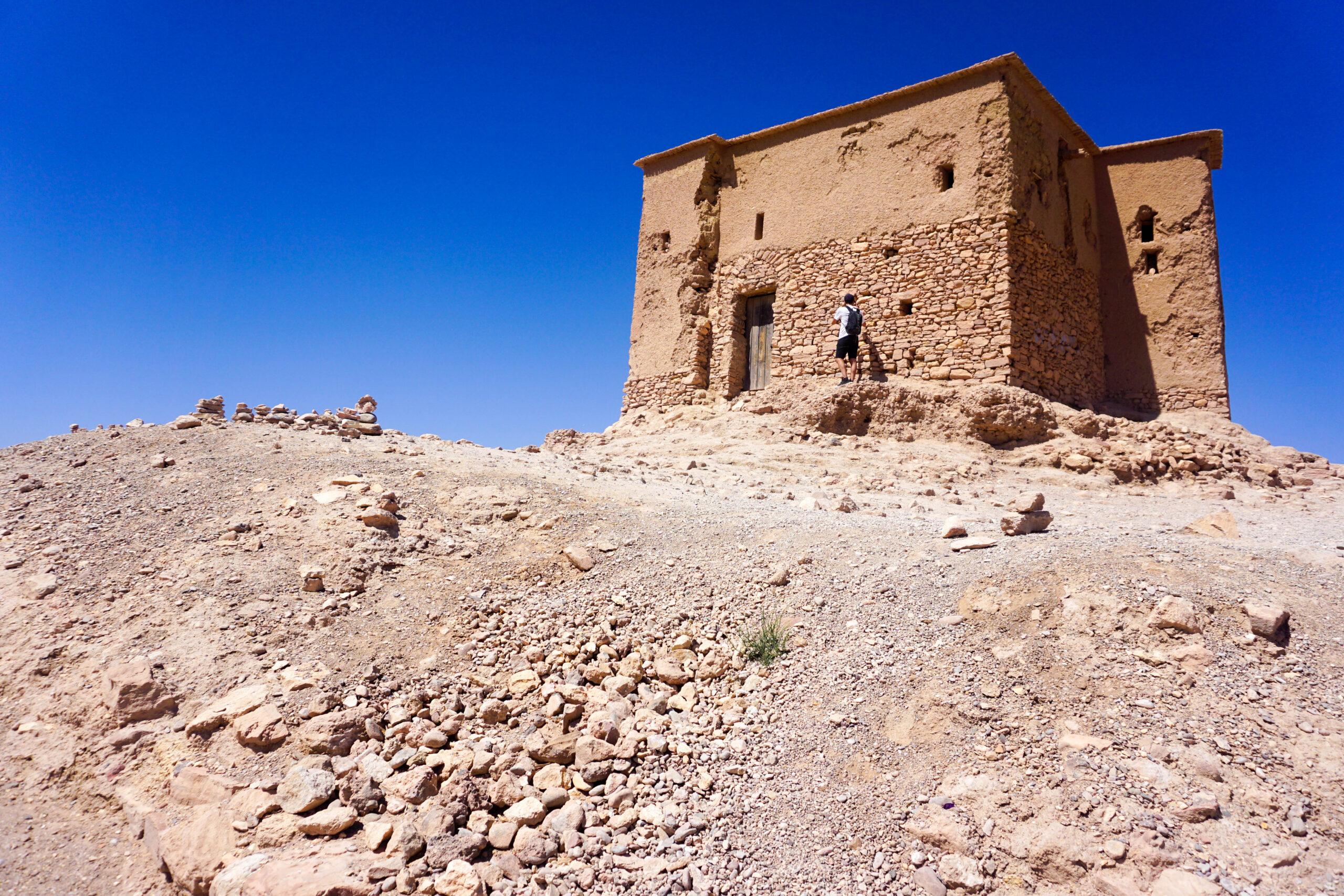 Ait Ben Haddou Maroc