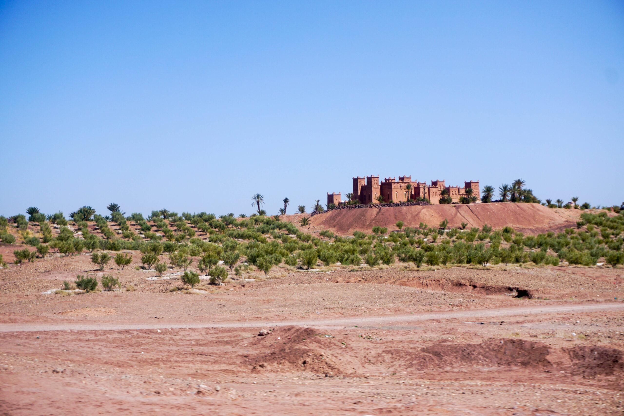 Ait Ben Haddou Maroc Excursie