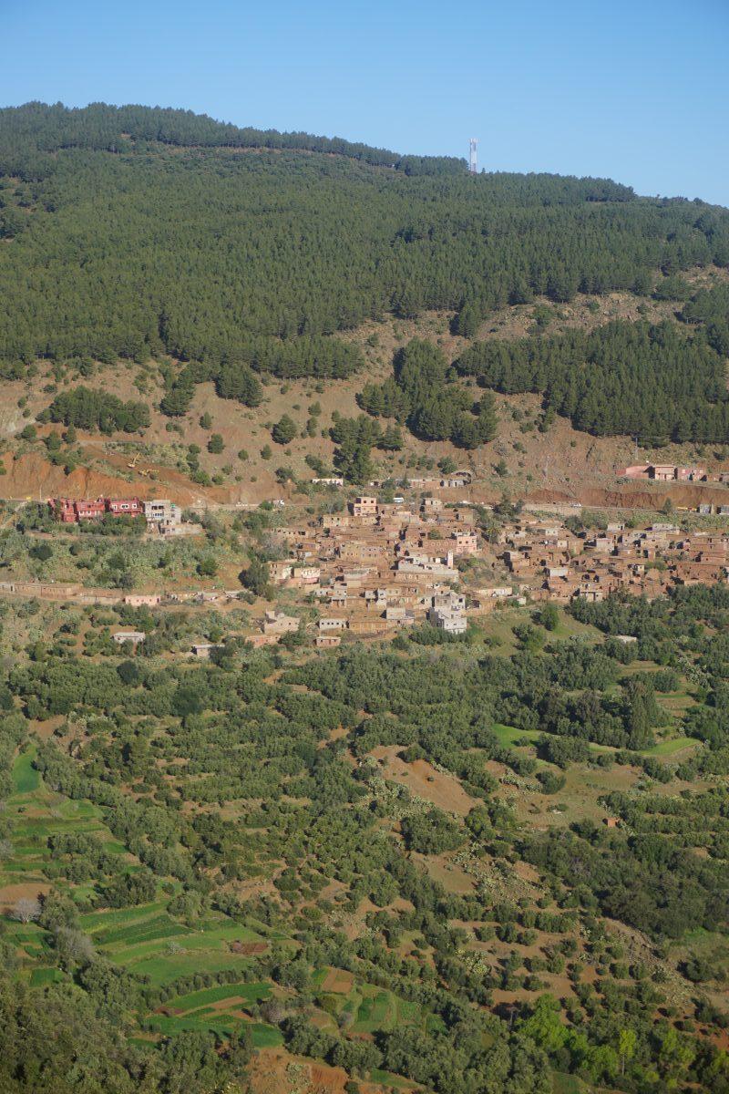 Atlas Munti Maroc