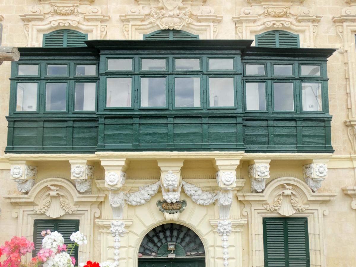 Balcon Malta Mdina