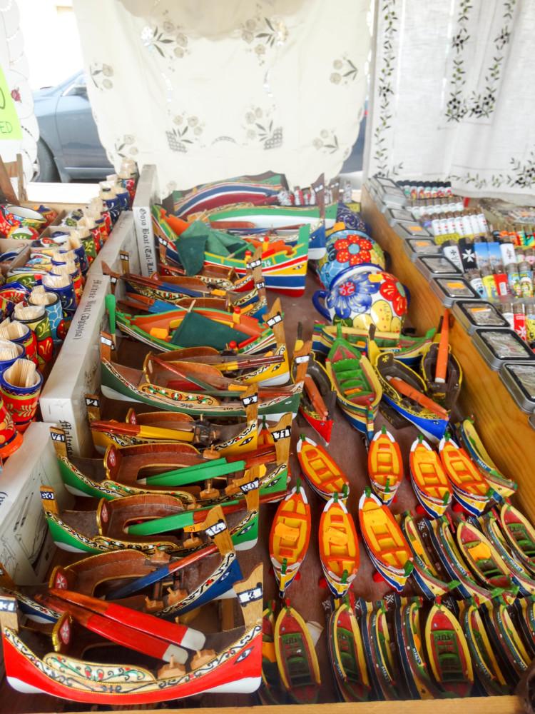 Barci Luzzu Suvenir