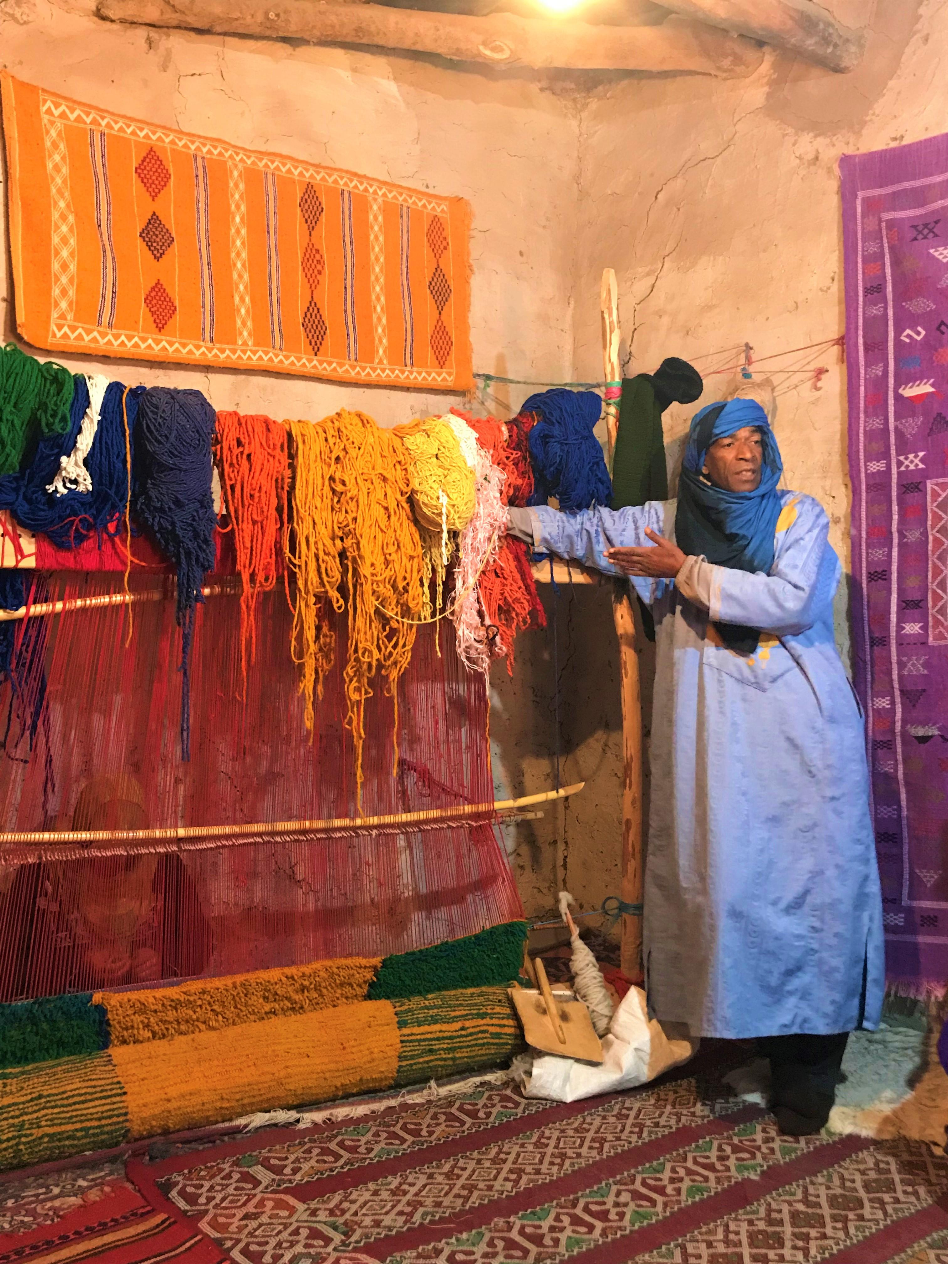 Berber Carpets Sat