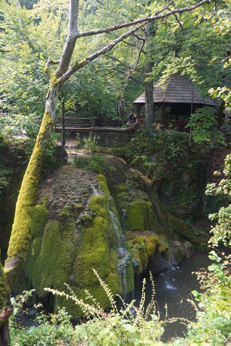 Bigar Cascada Poze Vacanta