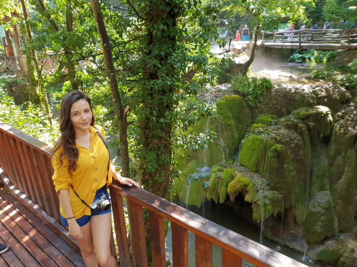 Cascada Bigar Turist