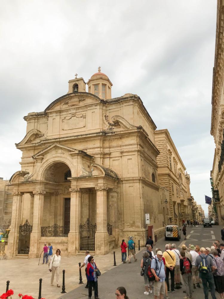 Catedrala Valletta