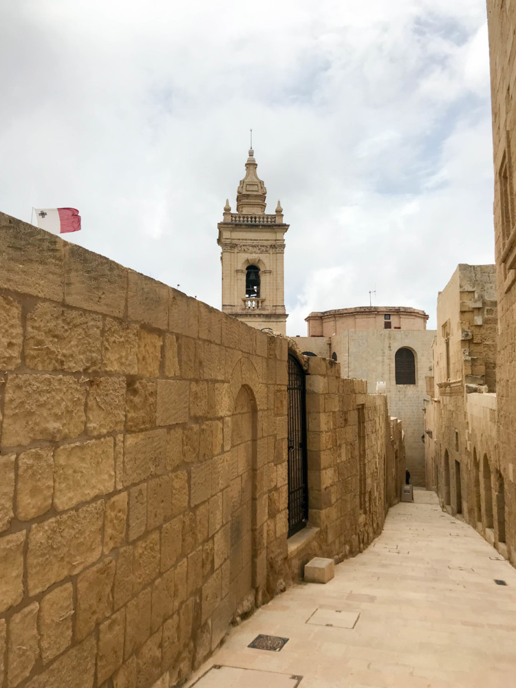Cetatea Victoria Gozo