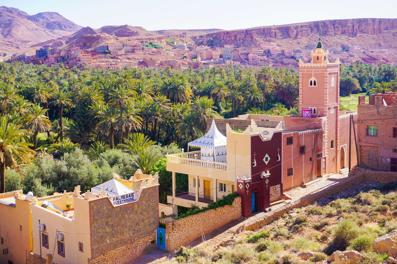 Cladiri Maroc